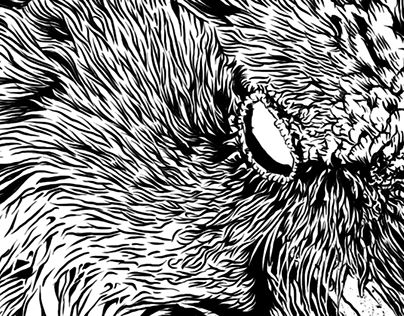"""Check out new work on my @Behance portfolio: """"Raven"""" http://be.net/gallery/41187011/Raven"""
