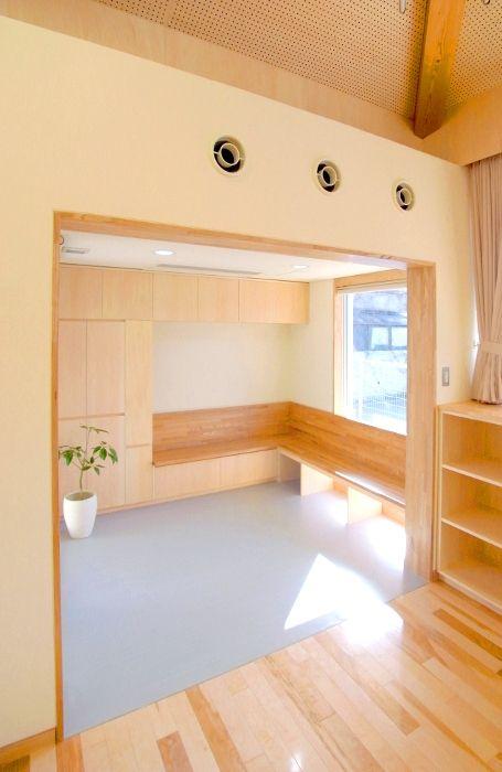 建築家:高橋和夫「植竹第二放課後児童クラブ」