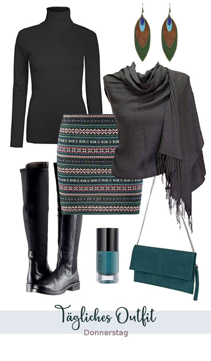 Outfit Idee Herbst | Damen Alltag Casual Style | Tägliches Outfit Arbeit | Flac…