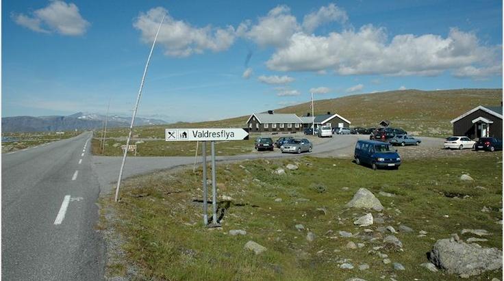 Start for tur til Fisketjernnuten på Valdresflye. Arkivfoto: Tor Harald Skogheim
