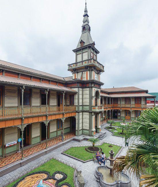Galería De La Huella Arquitectónica Que Gustave Eiffel Dejó En México   5