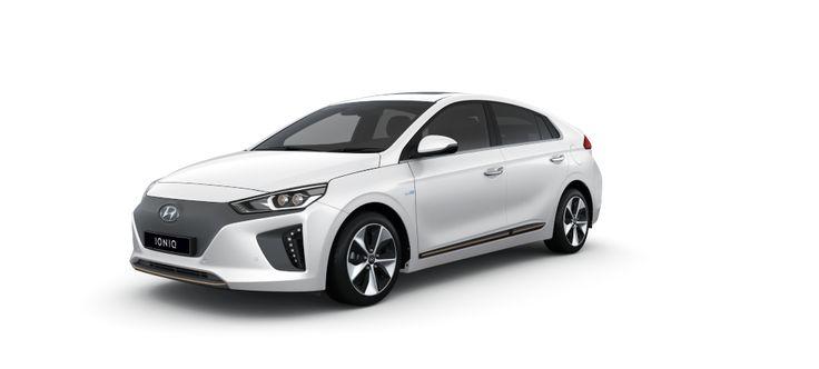 Hyundai IONIQ All-Electric SUV | Hyundai UK
