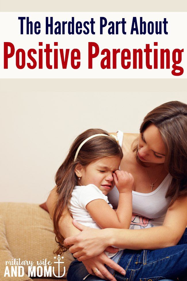 Positive parenting is hard work. There are so many things I never expected when…