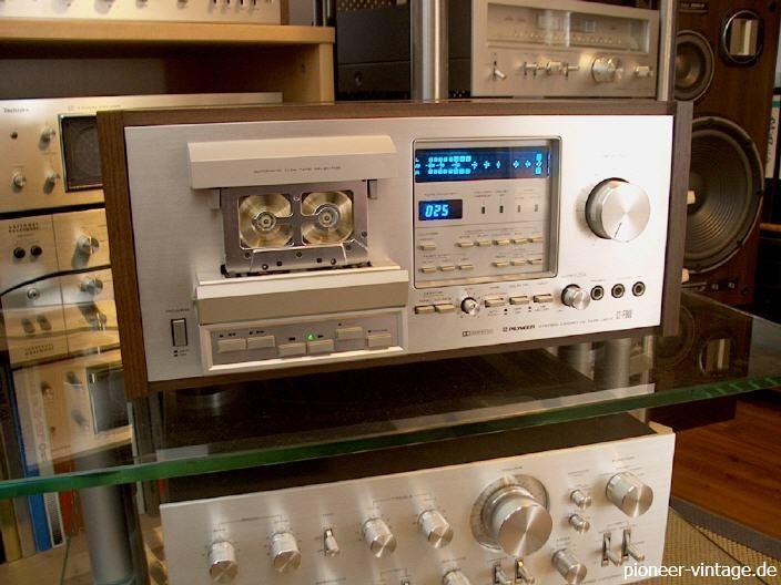 Pioneer Vintage Hifi Klassiker Klassiker Hifi Plattenspieler