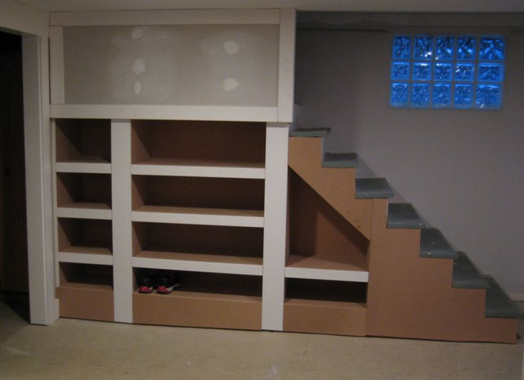 17 best images about my finished basement ideas on for Basement storage ideas