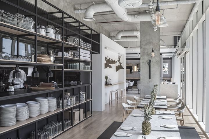 No57 Boutique Café by Anarchitect, Abu Dhabi – UAE » Retail Design Blog