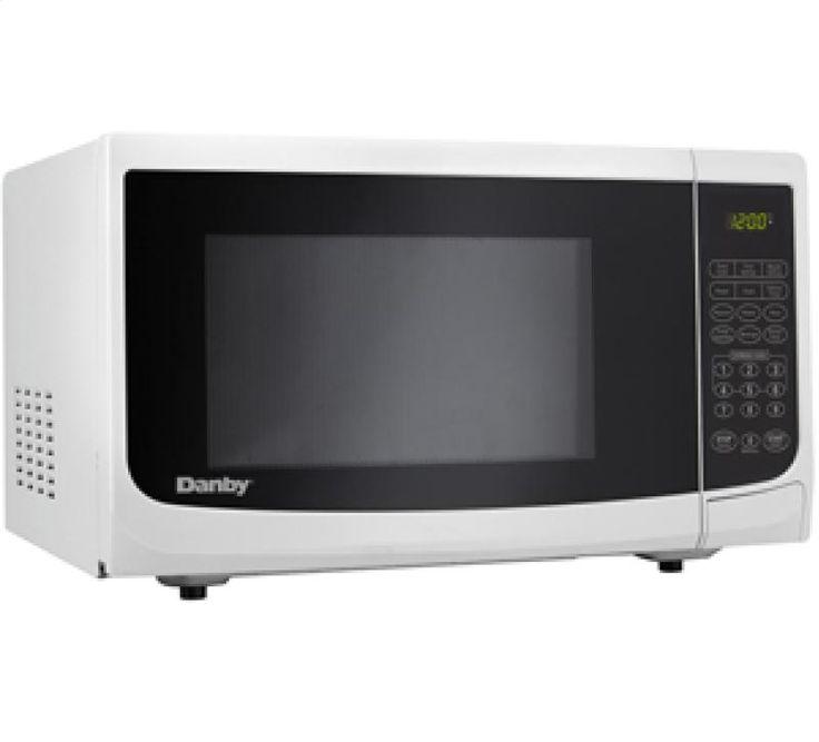 DMW7700WDB by Danby in Winnipeg, MB - 0.70 cu. ft. Microwave Oven Shop JS Furniture Gallery for all your appliance needs.  1725 Ellice Avnue, Winnipeg, http://furnitureandmore.ca
