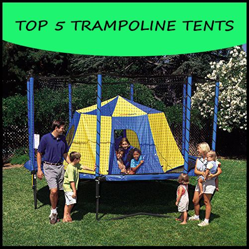 1000 Ideas About Trampoline Spring Cover On Pinterest: 1000+ Ideas About Trampoline Tent On Pinterest