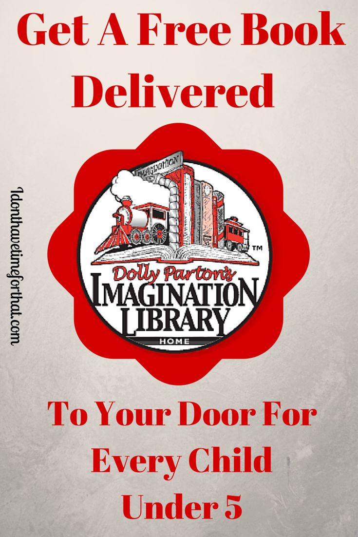 Tons of resources to find free children's books and even have them delivered right to your doorstep. Its up to you to unlock your child's imagination.