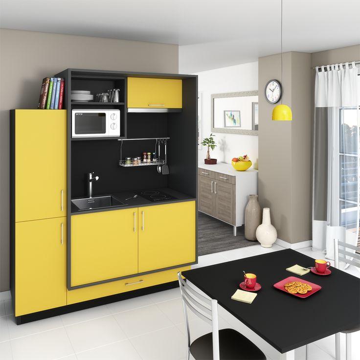 les 28 meilleures images propos de petite cuisine. Black Bedroom Furniture Sets. Home Design Ideas
