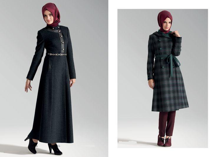محجبات .. أناقة و جاذبية أزياء نيهان