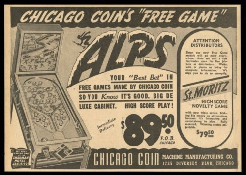 1938-Chicago-Coin-Alps-free-pinball-machine-photo-trade-print-ad