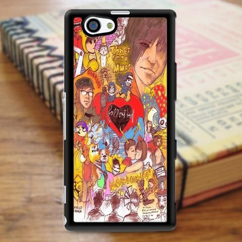 Fall Out Boy Art Sony Experia Z3 Case