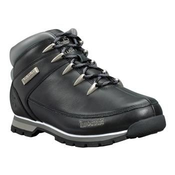 Timberland - Chaussures Euro Sprint Hiker Homme - Black Smooth