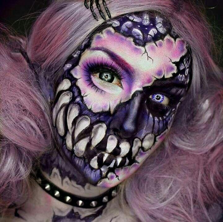 296 best Horror make-up images on Pinterest | Halloween ideas ...