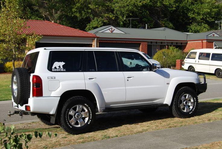 Nissan Patrol to Mitsubishi Pajero GLX-R - Pajero 4WD Club of Victoria Public Forum