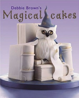 Debbie Brown's Magical Cakes from Tuttle Publishing, distributed by Inner Traditions Canada through Penguin Group Canada.