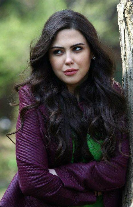 "Dilara Aksüyek  - ""Merhamet"" Turkish TV Series. 2013/2014"