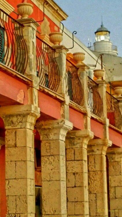 Punta Secca, Sicily.