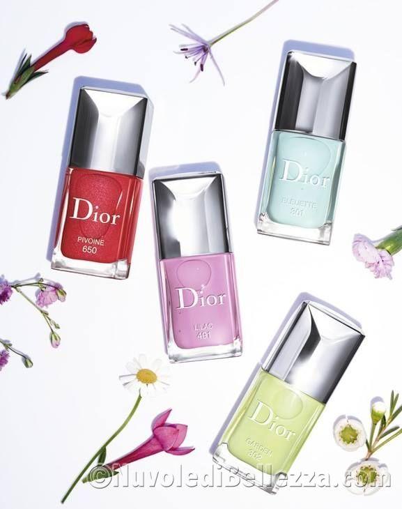 Dior Glowing Gardens Primavera 2016, Foto, Preview - Nuvole di Bellezza