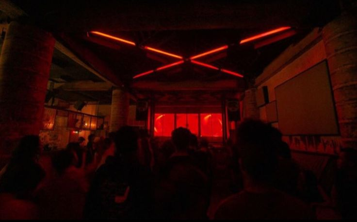 ***Closed*** Koh, focused on the Industrial Deep House sounds. Good vibes after 1am.