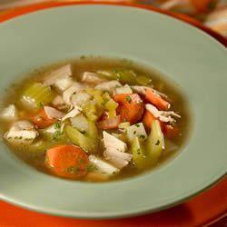 Green Chile Chicken Stew Allrecipes.com   Soups & Stews   Pinterest ...