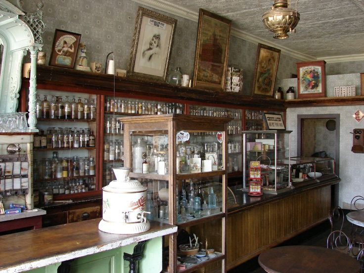 photos of old drug stores | Remember the old drug …