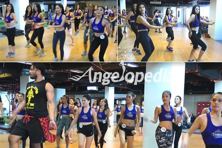 Have a look at how the Binibining Pilipinas 2017 contestants are keeping themselves fit at the Gold's Gym