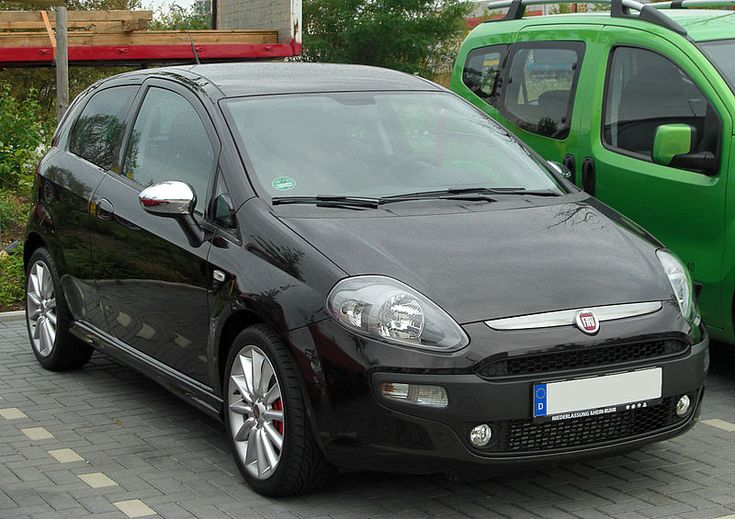 Fiat Punto Evo – 2009