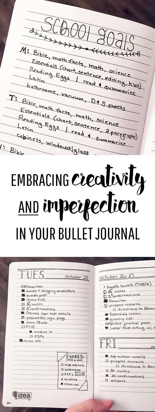 31 best Bullet Journaling for Busy Moms images on Pinterest ...