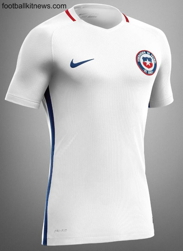 Chile Away Shirt 2016 Copa America