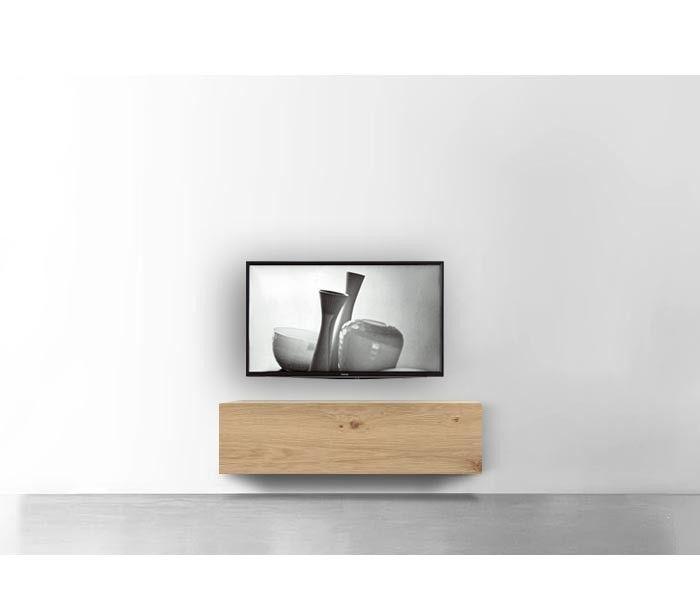 Die besten 25+ Lowboard eiche Ideen auf Pinterest Wohnwand eiche - wohnzimmerschrank eiche hell