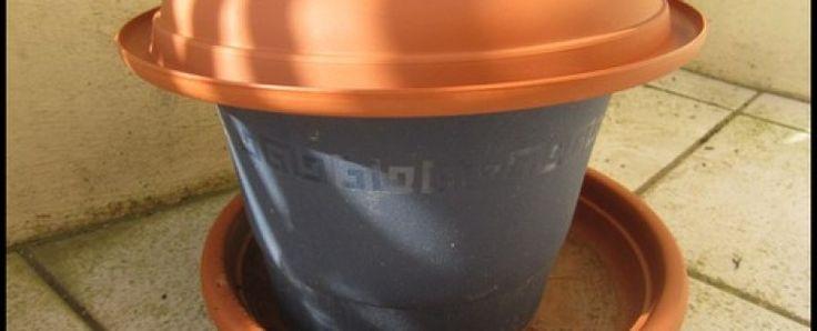 25 best ideas about fabriquer un composteur on pinterest - Compost en appartement ...
