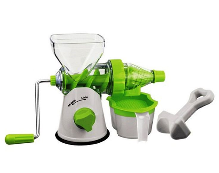 MANUAL COLD PRESS SUPER JUICER