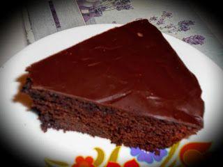 Raccontare un paese: le mie ricette: torta  cioccolatosa