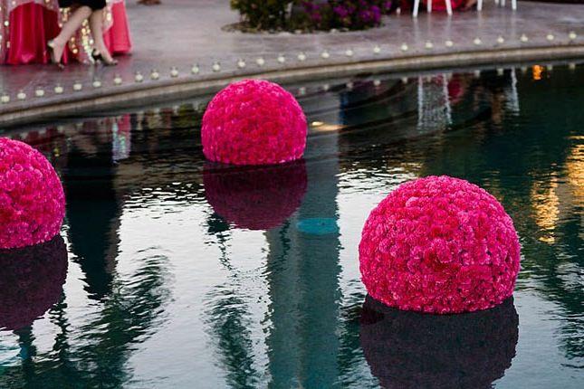 2719 best decoracion de fiestas images on pinterest for Decoracion de piscinas