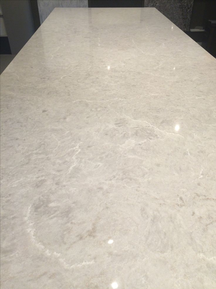 Caesarstone Quartz Bianco Drift 6131 Interiors