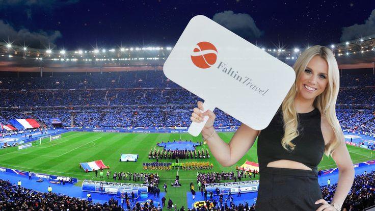 Jetzt UEFA Euro 2016 Tickets kaufen und die Fussball-Europameisterschaft 2016 in Frankreich mit Faltin Travel live erleben. Unsere Arrangements zur Fussball-EM 2016 sind geschnürt. Buchen Sie jetzt Ihre UEFA Euro Eintrittskarten und besuchen Sie mit uns Ihre persönliche Wunschpartie in packender Atmosphäre. #UEFAEuro #Euro2016 #EM2016 #Fussballeuropameisterschaft #EMTickets #football #FaltinTravel