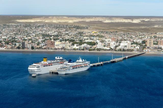 Puerto Madryn Port