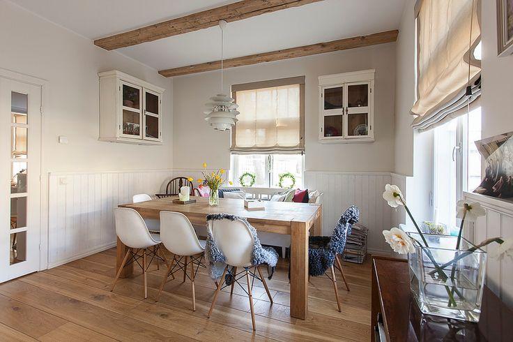 scandinavian design // minimalistic interior