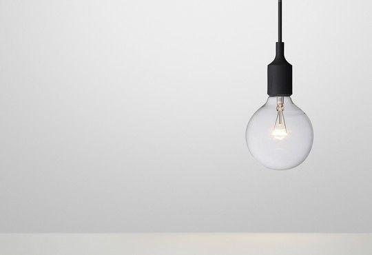 Muuto - Design - Lamps - Pendants - E27 - Designer Mattias Ståhlbom - muuto.com