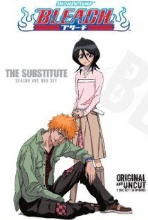 Bleach. Ichigo suddenly finds himself defending the world from the things that go bump in the night.