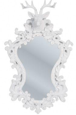 Love this!  'My Deer' mirror
