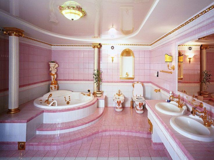 Картинки по запросу большая ванна дизайн