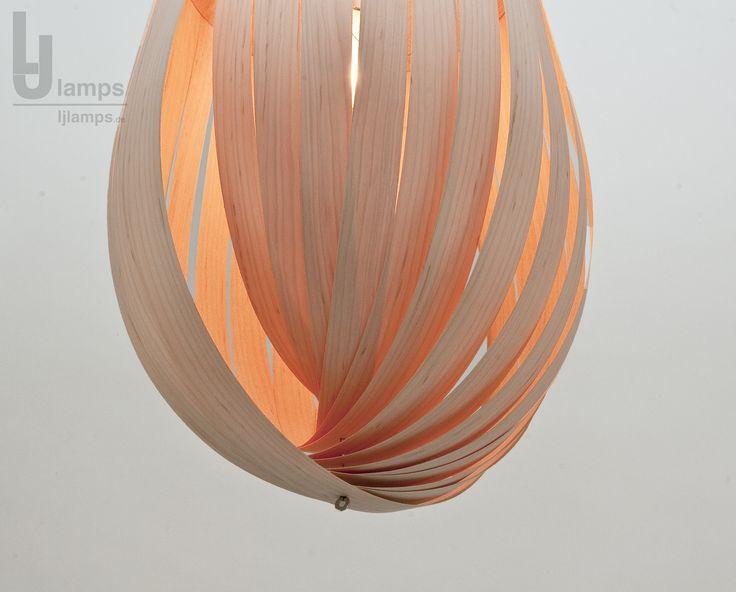 15 best holz lampe ljlamps de furnier leuchte images. Black Bedroom Furniture Sets. Home Design Ideas