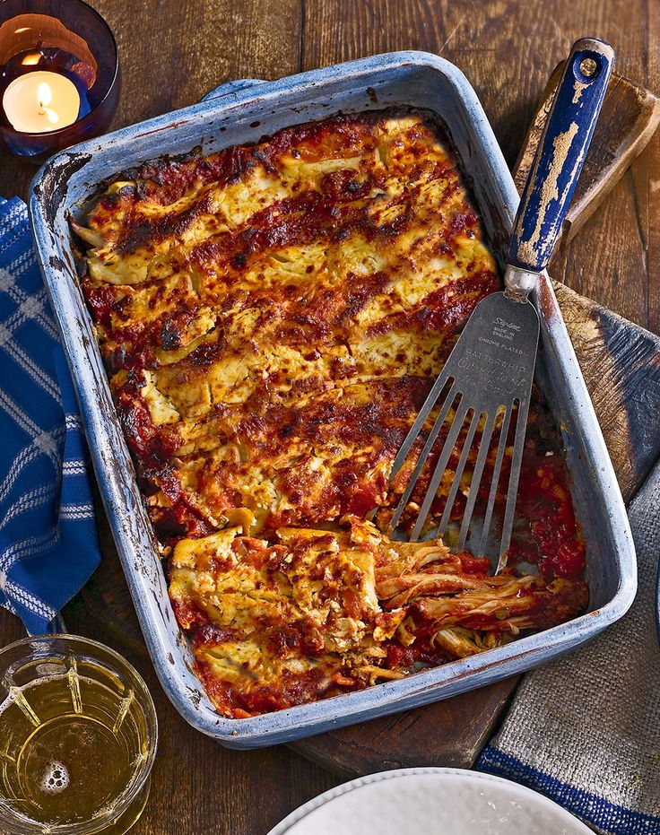 Turn leftover turkey into this comforting and quick-to-make enchilada recipe.