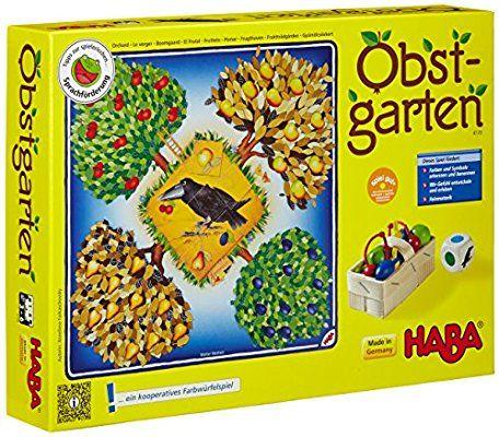 HABA 4170 - Obstgarten, Würfelspiel: Amazon.de: Spielzeug