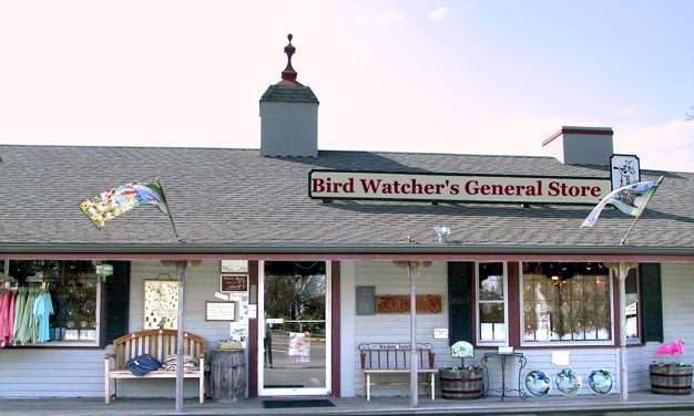 Bird Watcher's General Store in Orleans. Great products, fun staff. #Cape Cod