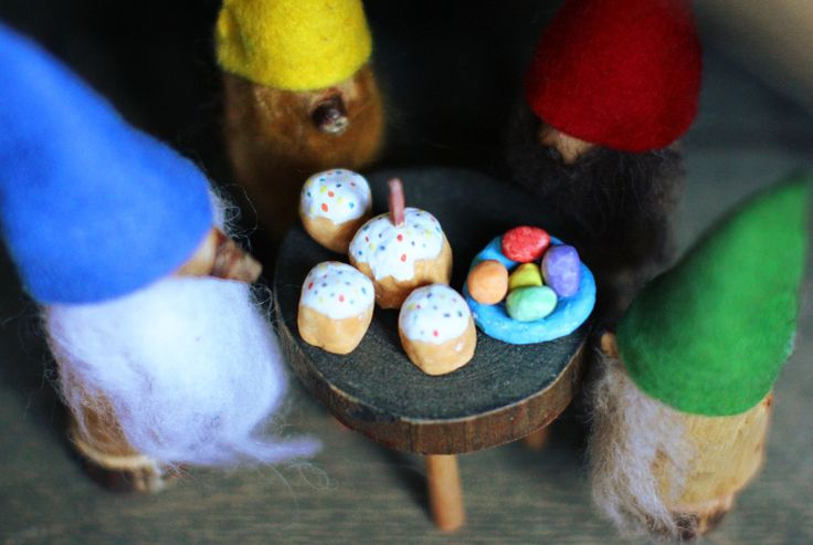 #wooden_gnome #gnome #waldorf #doll_house #wooden_toy #easter