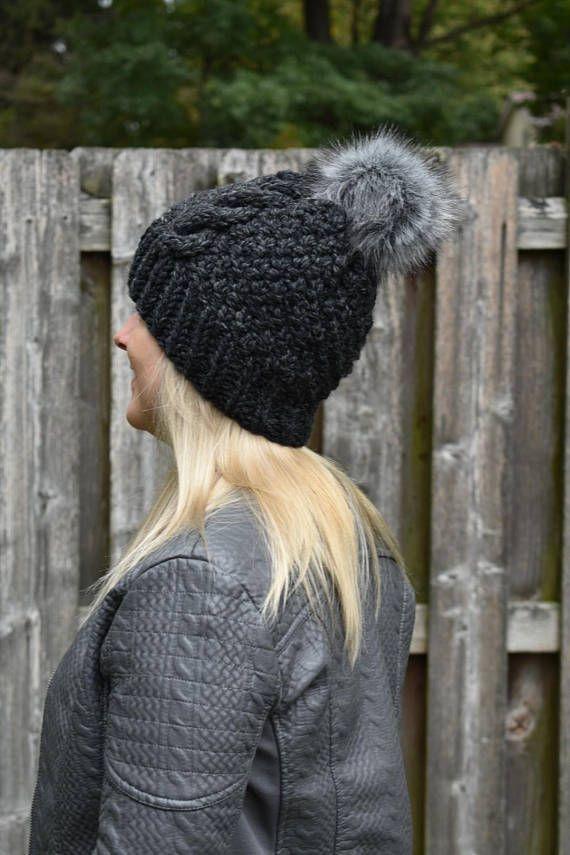 Winter Hat Ladies Winter Hat Woman's Beanie Woman's